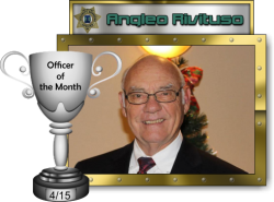 2015 - April - Officer of the Month - A-Rivituso