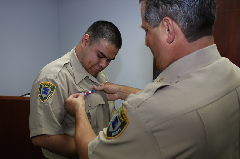 Industry Security Services in California Level IV Industry Security Services in California Level III Training and Certification of Security Officers Training and Certification of Security Officers
