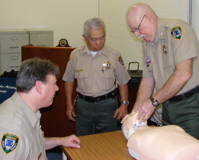Industry Security Services in California Level II Training and Certification of Security Officers