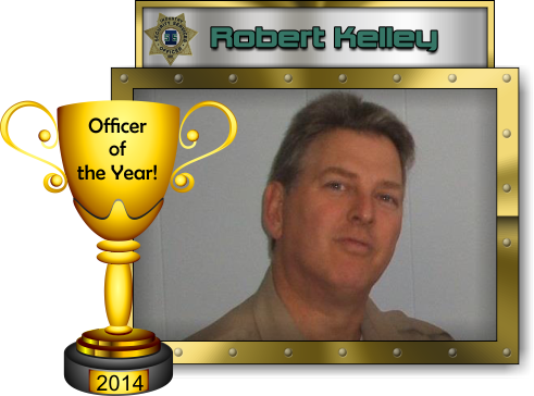 Industry Security Services, Inc. - Officer of the Year - 2014 - Robert Kelley
