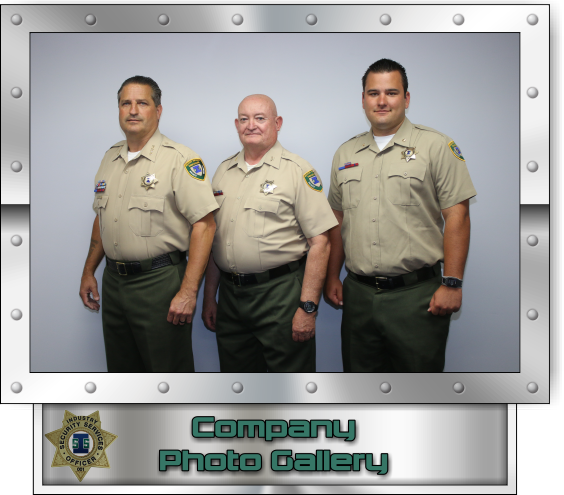 Company Photo Gallery for Industry Security Services, Inc.