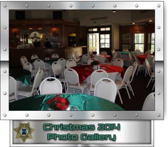 2014 Christmas Photo Gallery for Industry Security Services, Inc.