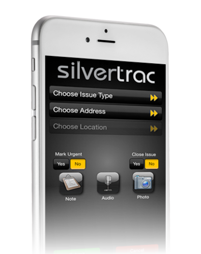 Silvertrac's automated accountability & guard management software